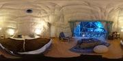 グランピング《UFUFU VILLAGE》にまるで'かまくら'のようなドーム型テントが誕生!